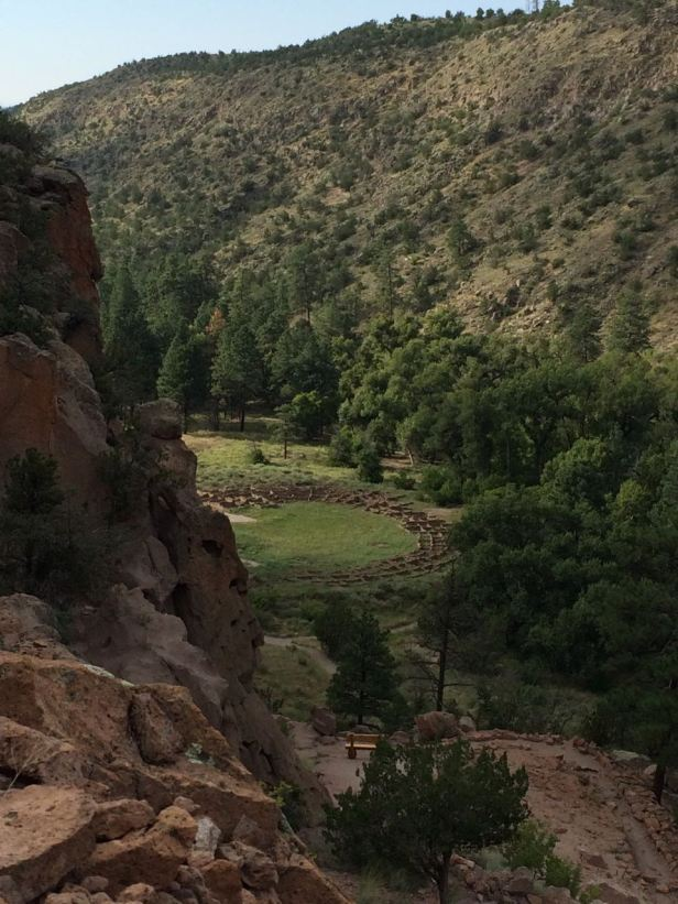 Bandolier big pueblo-viewfromabove
