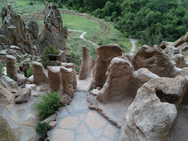 Bandelier Alcove House