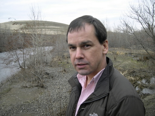 Eric Quaempts, Confederated Tribes of the Umatilla. See link: http://www.oregonlive.com/environment/index.ssf/2009/02/confederated_tribes_of_the_uma.html