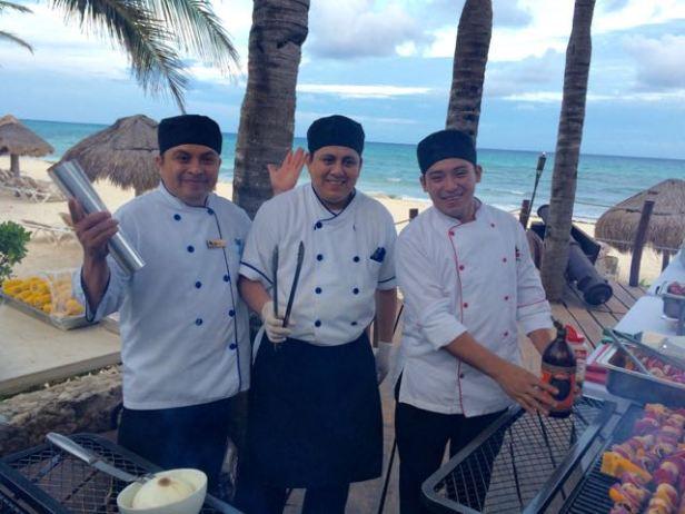 chefs Petit Lafitte