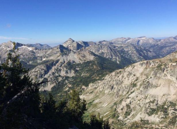 Eagle Cap view